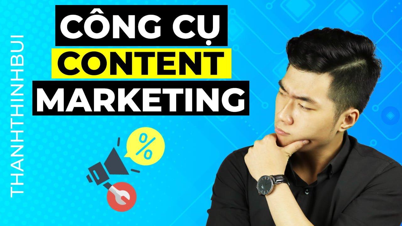 cong cu content marketing