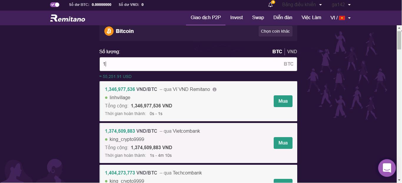 mua-bitcoin-bang-vietnam-dong-tren-remitano-7